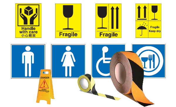 Safety Signages Protection | Zairus Technologies (M) Sdn Bhd