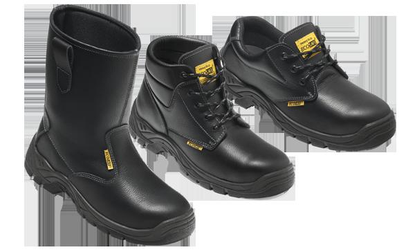 Safety Footwear | Zairus Technologies (M) Sdn Bhd