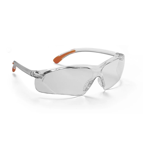 Serpent Safety Eyewear - Fully Polycarbonate / Hard Coated Clear Lens - Serpent-C