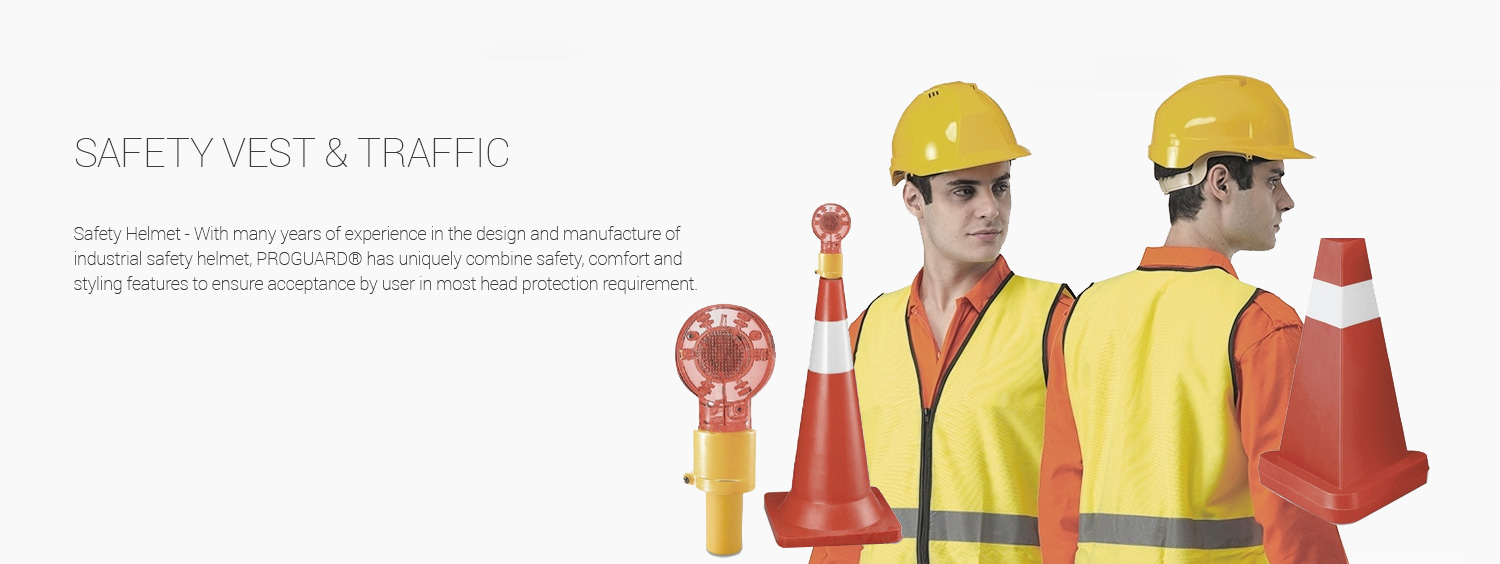 Safety Vest Pictures Banner | Zairus Technologies (M) Sdn Bhd