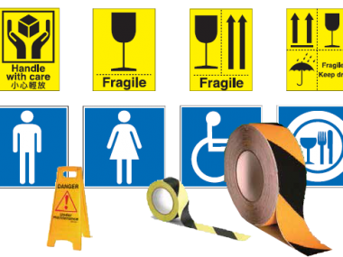 Safety Signages Protection