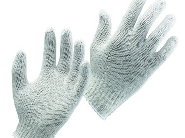 Cotton Knitted Gloves - B-104/A-105