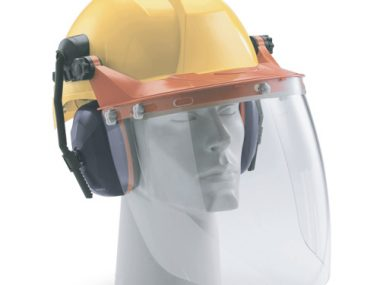 Helmet Slotted Earmuff - BGVH/SI-1/PC06SE
