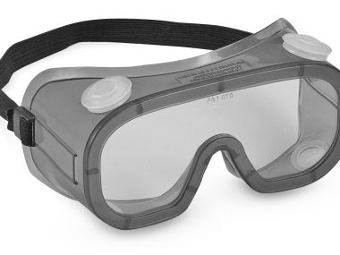 Safety Chemical Goggles - Anti Fog, Clear Lens - Classix-AF
