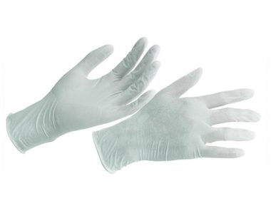 Disposable Latex Gloves - DLG-PWF / DLG-PW