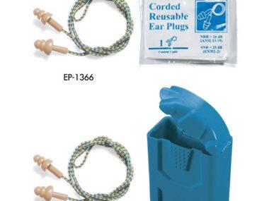 Reusable Earplugs - EP-1366 / EP-1363
