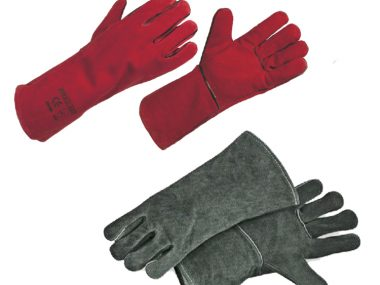 Full Leather Welding Glove - FLG-35 / FLR-35