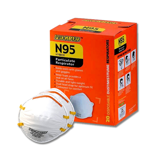 Particulate Respirator - HY8810 / N95