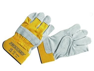Superior Rigger Chrome Leather Glove - PG23A