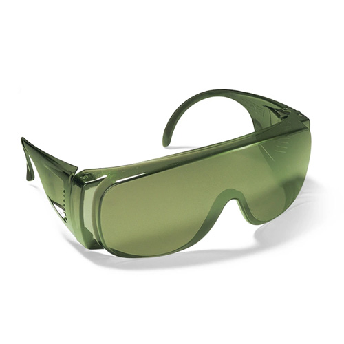 Series 2000 Visitor Safety Eyewear - Green Lens - VS-2000G
