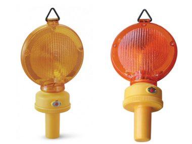 Surelite Cone Hazard Warning Light - CHL-ST-LED-A CHL-ST-LED-R
