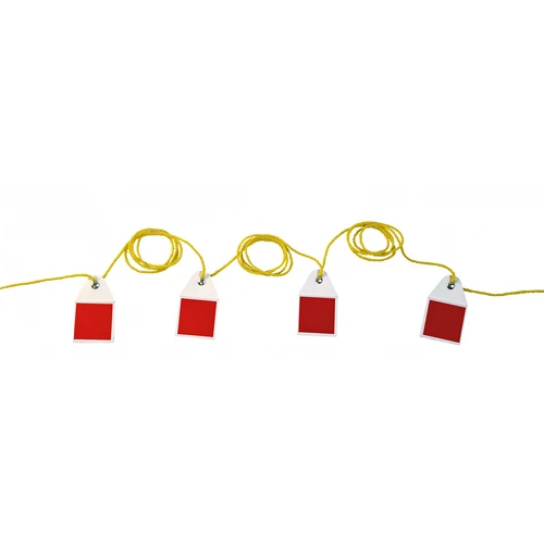 Reflective Delineator Rope - RDR-AY / RDR-AR / RDR-CRS / RDR-CYR