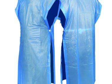 PVC Blue Apron - ST-9696