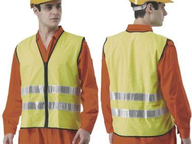 High Visibility Safety Vest - TC-302-HG2