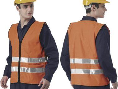 High Visibility Safety Vest - TCOR-302-HG2