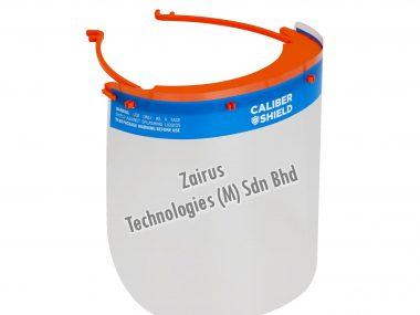 Caliber Face Shield | Head Protection