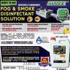HARDEX Fog & Smoke Disinfectant Solution | ZAIRUS Tech